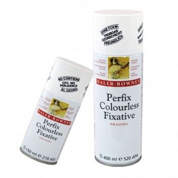 Daler Rowney Perfix Colourless Fixative 400ml